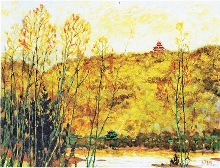 黄河之滨也很美 ――黄河题材美术作品选