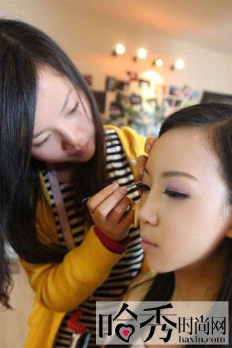 如何选择好的新娘跟妆 化妆师品味是关键