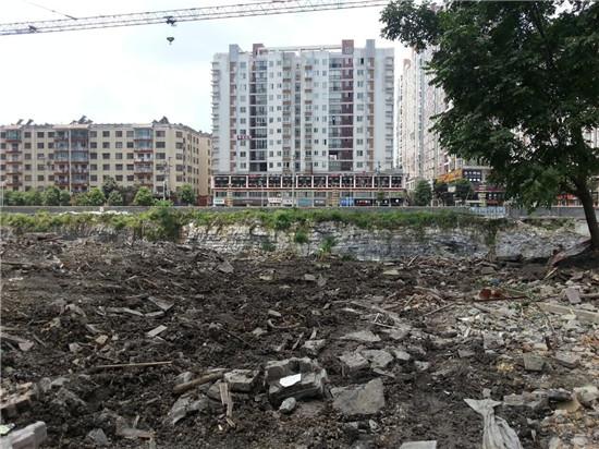 贵州百年院落一夜间被拆 拆迁方无视文保部门1