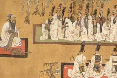 冬至习俗:拜师祭孔,系最早的教师节