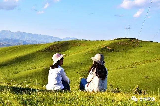 看草原美少女们是如何开启美颜模式的