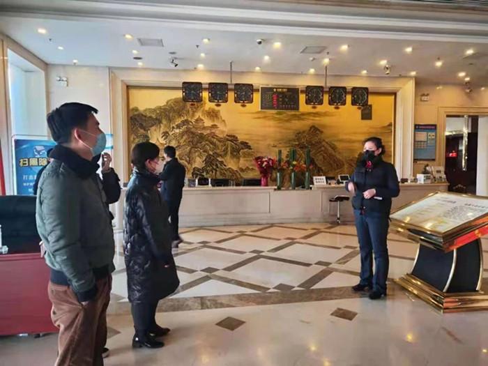 陇南市徽县文体广旅局积极行动 全力打赢疫情防控战役