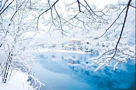畅游甘肃 冬季旅游嗨起来
