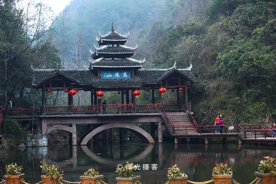 2018,在与世隔绝的湖南小山村里隐居,过传统的侗族新年